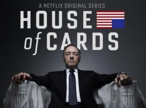 Streaming TV - House of Cards