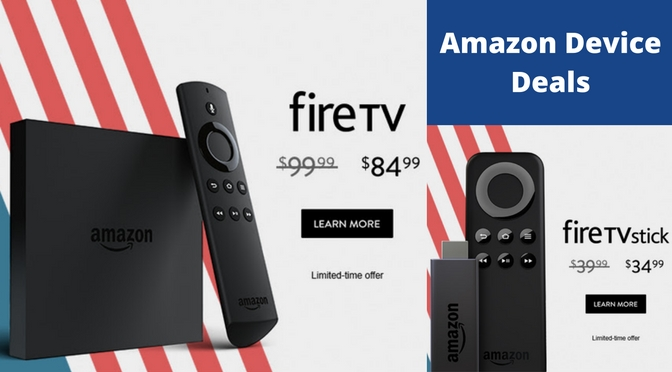Amazon Fire TV Deals